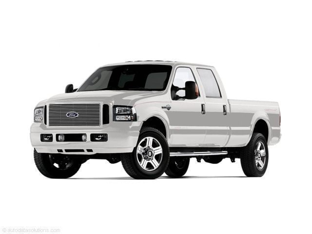 2005 Ford F-350 Truck Crew Cab