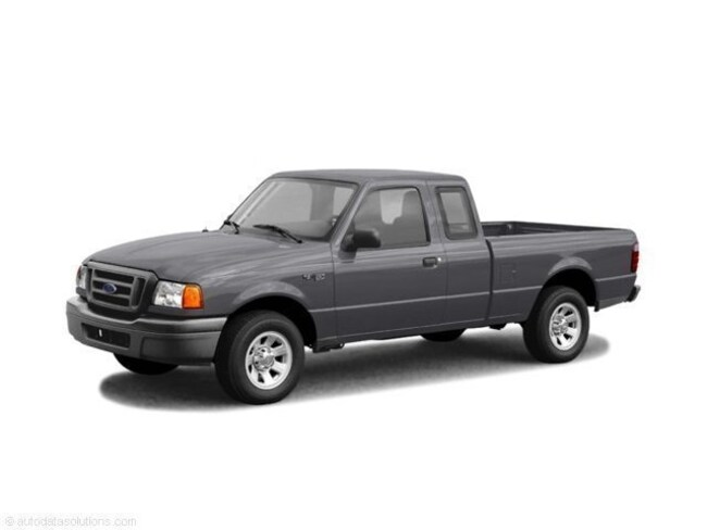 2005 Ford Ranger Extended Cab Long Bed Truck