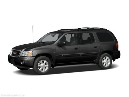 Used 2005 Gmc Envoy Xl For Sale At Evans Ford Inc Vin 1gket16s856138874