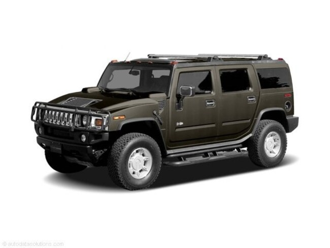 Used 2005 HUMMER H2 Base For Sale in Rapid City, SD | VIN ...