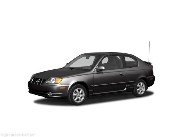 2005 Hyundai Accent Hatchback