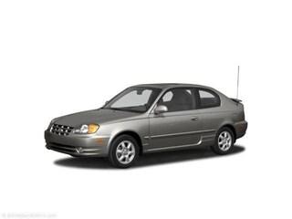 2005 Hyundai Accent Hatchback