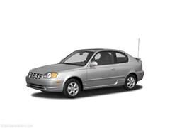 2005 Hyundai Accent GLS Hatchback