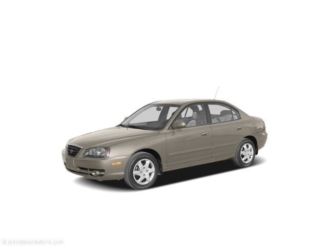 Used 2005 Hyundai Elantra Sedan for sale near Costa Mesa