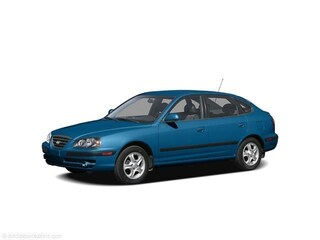 2005 Hyundai Elantra GLS Hatchback