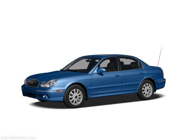 2005 Hyundai Sonata GL Sedan