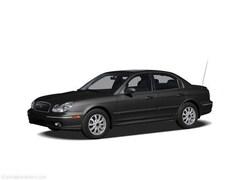 2005 Hyundai Sonata GLS Sedan