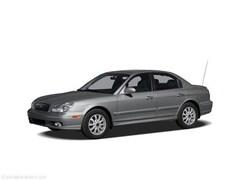2005 Hyundai Sonata Sedan
