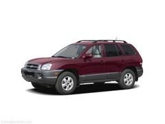 2005 Hyundai Santa Fe GLS Sport Utility