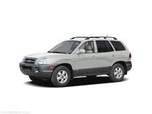 2005 Hyundai Santa Fe LX SUV