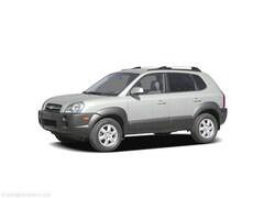 Used 2005 Hyundai Tucson GLS SUV KM8JN12D35U098870 WSP2369 serving Clarkston