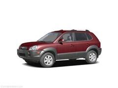 2005 Hyundai Tucson SUV