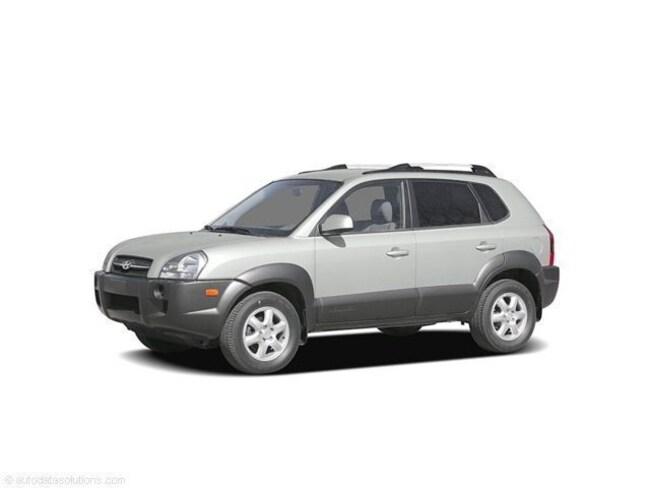 2005 Hyundai Tucson LX LX  SUV