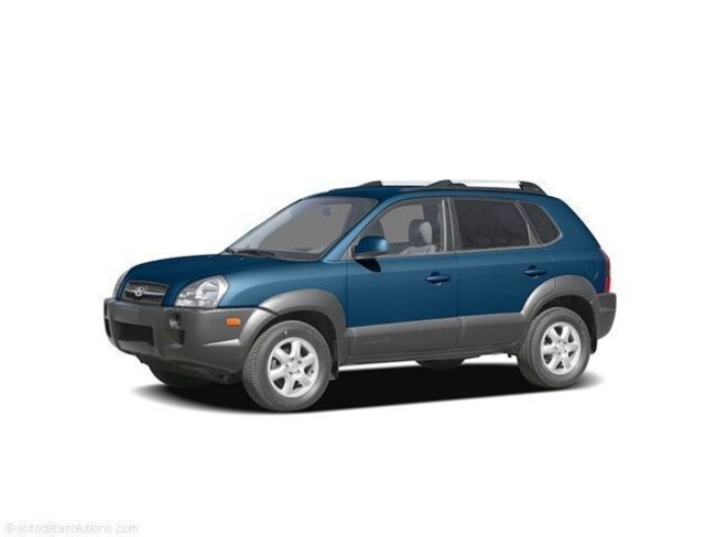 Used 2005 Hyundai Tucson SUV for sale in Erie, PA