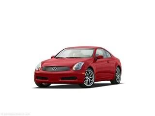 2005 INFINITI G35 Base Coupe