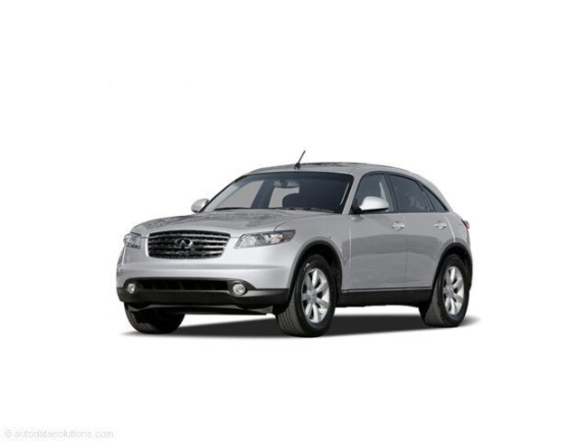 Used 2005 INFINITI FX35 Base SUV For Sale San Diego California