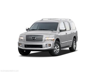 Bargain used vehicles 2005 INFINITI QX56 Base SUV for sale near you in Indianapolis, IN
