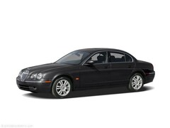 2005 Jaguar S-Type Sport Sedan