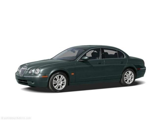 2005 Jaguar S-Type 3.0 Sedan