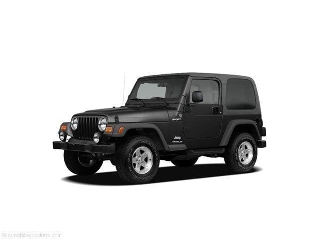 2005 Jeep Wrangler SE SUV