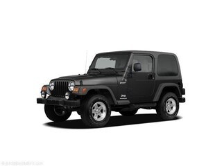 2005 Jeep Wrangler Sport Convertible