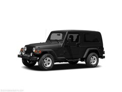 2005 Jeep Wrangler Unlimited SUV
