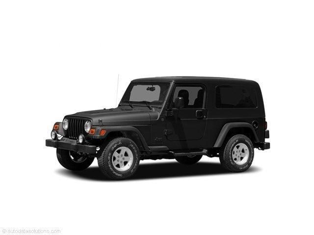 2005 Jeep Wrangler SUV