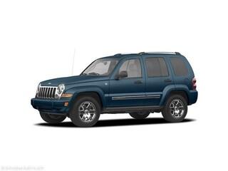 2005 Jeep Liberty Sport 4dr SUV
