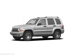 2005 Jeep Liberty 4dr Sport 4WD Sport Utility for sale in Newport, TN