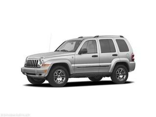 2005 Jeep Liberty Renegade SUV