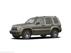 2005 Jeep Liberty Limited Limited  SUV w/ 28F