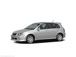 2005 Kia Spectra5 Base Hatchback