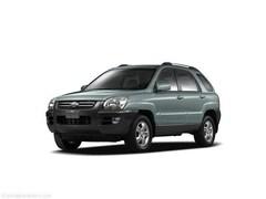 2005 Kia Sportage LX w/A/C SUV