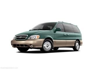 2005 Kia Sedona Mini Van