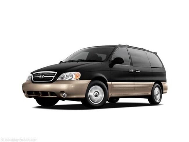 2005 Kia Sedona EX Van for sale in Sanford, NC at US 1 Chrysler Dodge Jeep