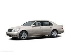 2005 LEXUS LS Sedan