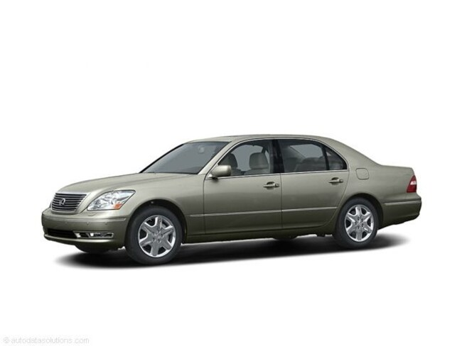 Used 2005 LEXUS LS For Sale | Winston Salem NC | P8616
