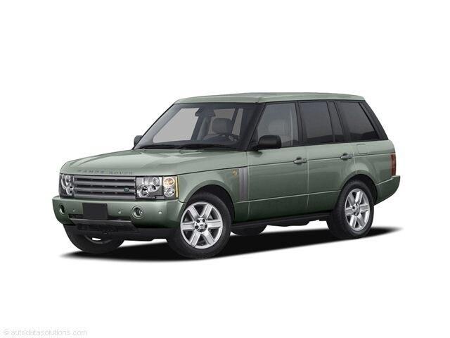 2005 Land Rover Range Rover HSE SUV