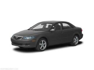 2005 Mazda Mazda6 i Sedan