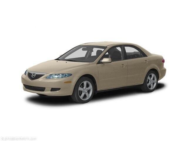 2005 Mazda Mazda6 i Grand Touring Sedan