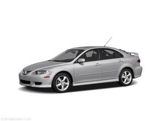 2005 Mazda Mazda6 s Sport Hatchback