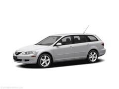 2005 Mazda Mazda6 s Wagon