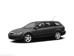 2005 Mazda Mazda6 s Grand Touring Wagon 1YVHP82D755M44977