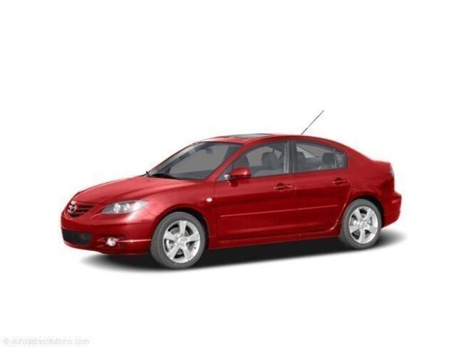 2005 Mazda Mazda3 s Sedan