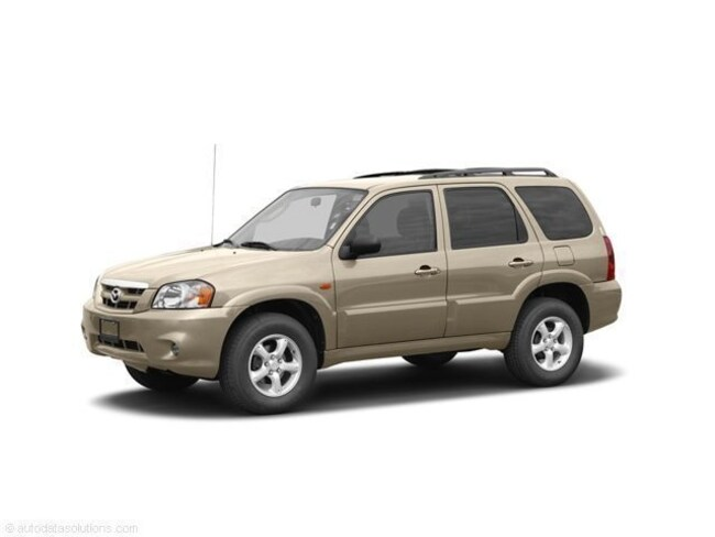 Used 2005 Mazda Tribute For Sale Bellevue Wa