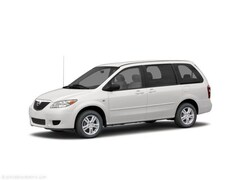 2005 Mazda MPV ES Front-wheel Drive Passenger Van