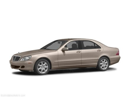 2005 Mercedes-Benz S-Class 4dr Sdn 5.0L 4matic sedan