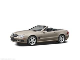 2005 Mercedes-Benz SL-Class Base Convertible