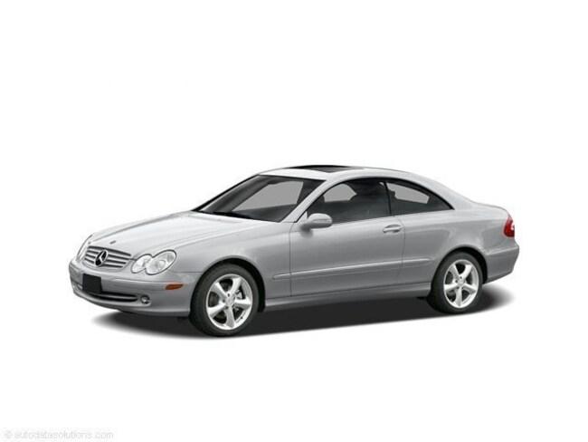 2005 Mercedes-Benz CLK320 Coupe
