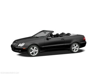 Used 2005 Mercedes-Benz CLK 2DR Cabriolet 3.2L (Collector Series) 2 Door Cabriolet in Jacksonville FL